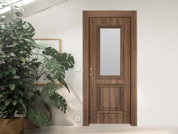 Pvc Rustic Doors