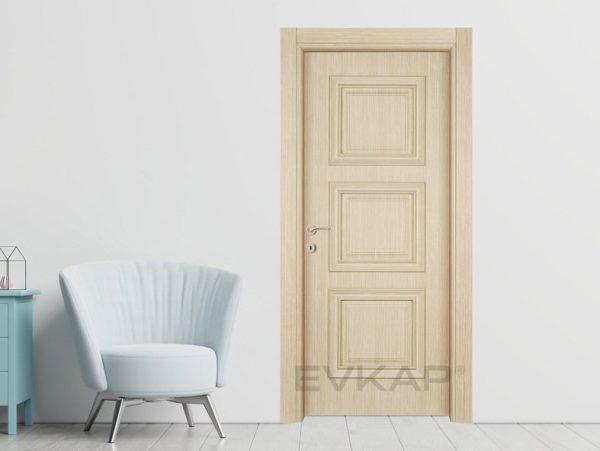 Pvc Rustic Door