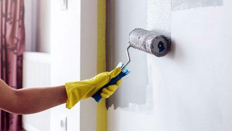 Panel Door Painting Guide