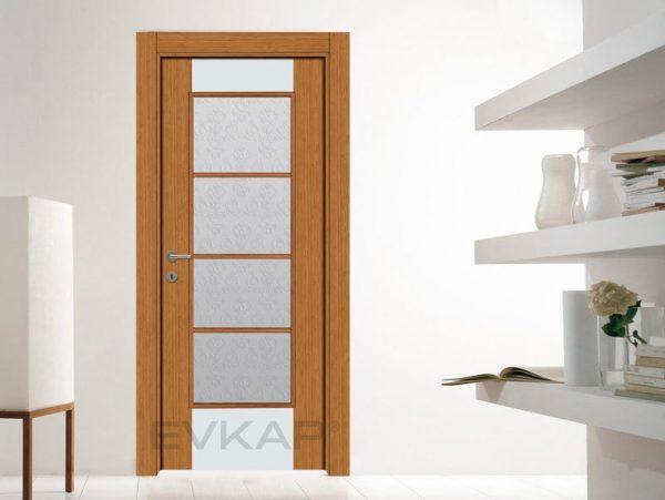 White Bamboo 208 Melamin Door