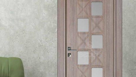 are pvc doors heat resistant