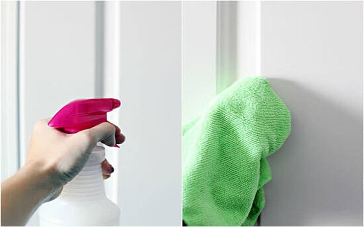 how to clean american doors and what are their features