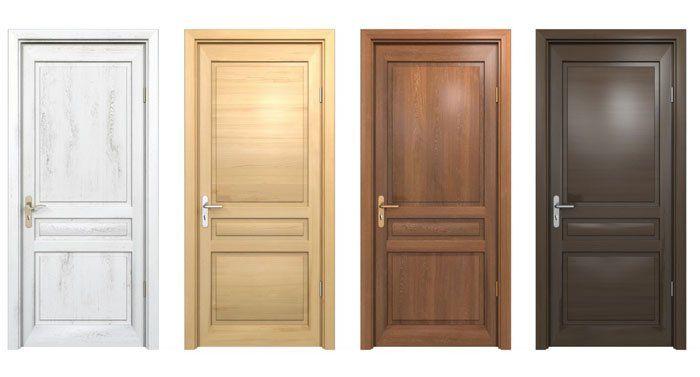 choosing door color