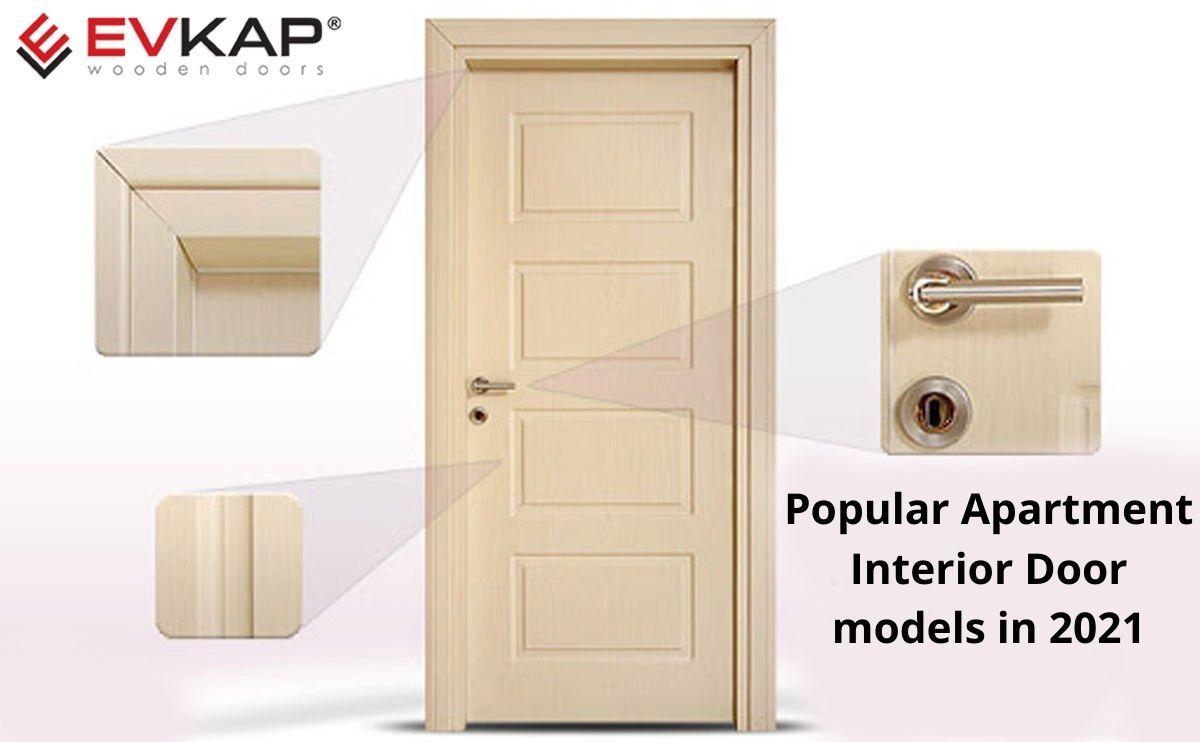 popular aparment interior door models