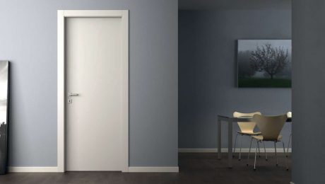 what is the lacquered door and how to clean