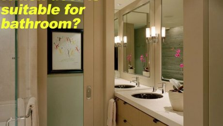 which door is suitable for bathroom